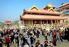Truc Lam Tay Thien Mosteiro Zen