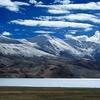 Tso Moriri With Wetlands & Mountains - Ladakh J&K