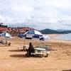 Tuan Chau Island and Beach