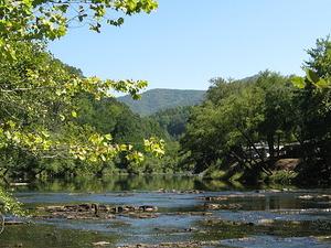 Tuckasegee Río