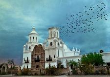 Tucson AZ Mission San Xavier