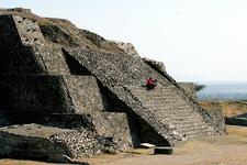 Tula Pyramid - Hidalgo - Mexico