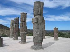 Tula Ruins - Hidalgo - Mexico