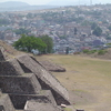 Tula Ruins Panorama - Hidalgo - Mexico