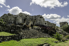 Tulum Archaeological Site In QROO