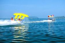 Tunku Abdul Rahman Park - Boat