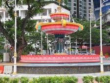 Tun Sambanthan Street Fountain