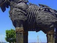 Turkey Tourism Troy