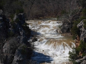 Turner Falls Park Campground