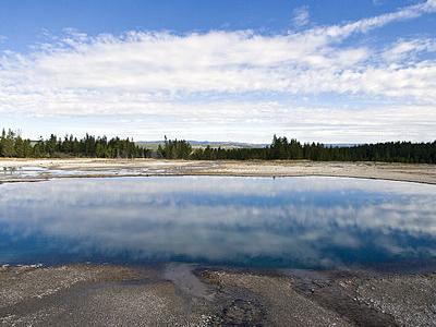 Turquoise Pool - Yellowstone - USA
