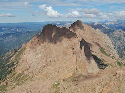 Turret Peak