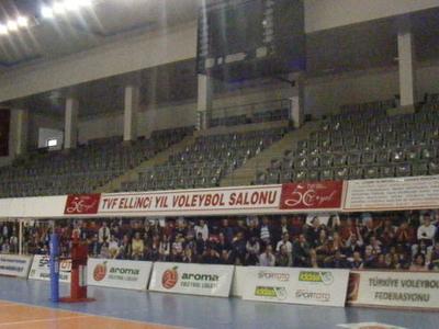 TVF 50th Anniversary Sport Hall