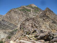 Twin Peaks From Cottonwood Ridge