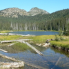 Twisp Pass Dagger Lake Trail