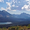 Two Medicine Lake In Glacier NP