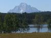 Two Ocean Lake View - Grand Tetons - Wyoming - USA