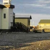 Two Of The Churches In Arviat