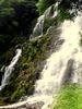 Tyrshi Falls Jaintia Hills District