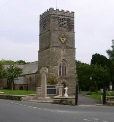 Tywardreath Church