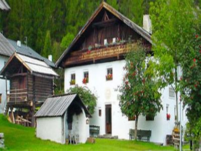 Ötztaler Heimat- Und Freilichtmuseum-Tyrol Austria