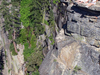The First Fissure At Taft Point