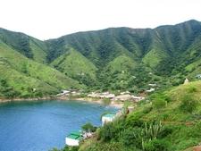 Caribbean Coast And Mountain Range