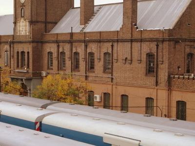 The Roca Line Coach Yard