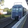 Cronulla la estación de tren