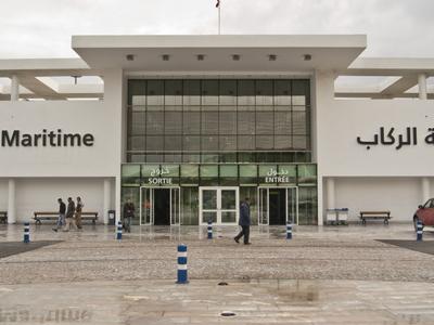 Tanger-Med Terminal