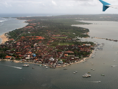 The Peninsula Of Tanjung Benoa