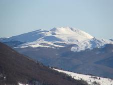 Western Face Of Tarnica