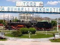TCDD Open Air Steam Locomotive Museum
