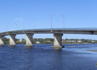 Tea Gardens Hawks Nest Bridge