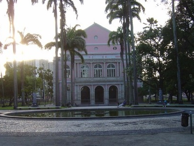 Santa Isabel Theater