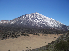 Teide From North