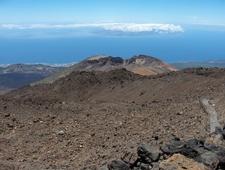 Crater Of Pico Viejo