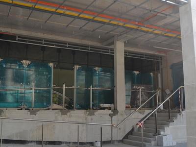 Telok Ayer MRT Station Entrance