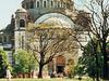 Temple Of  Saint  Sava Nearly Finished