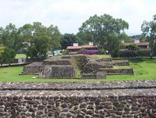 Teopanzolco Morelos