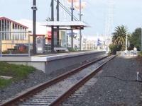 Te Papapa Train Station