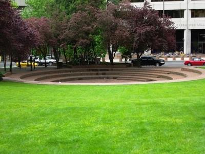 Terry Schrunk Plaza