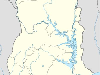 Teteman Is Located In Ghana
