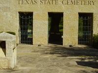 Cementerio Estatal de Texas