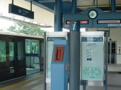 Thanggam LRT Station