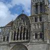 The Abbey Church In Vzelay