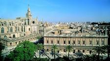 The Archivo De Indias Seville