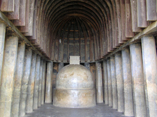Main Vihara Prayer Hall