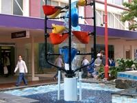 The Bucket Fountain