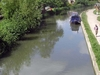 The Canal At Bathampton Near Bath