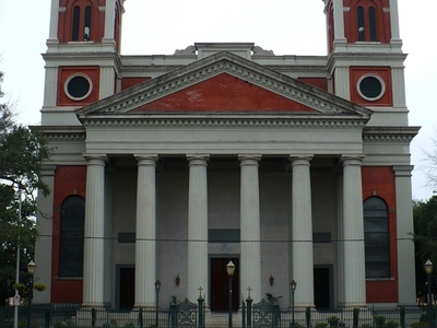 Cathedral Basilica Of The Immaculate Conception